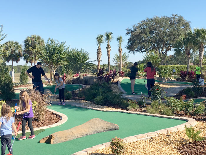Miniature Golf - Plantation Palms Golf Club | Land O'Lakes ...