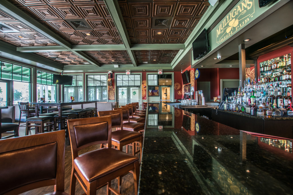 Mulligan's Irish Pub - Plantation Palms Golf Club | Land O ...