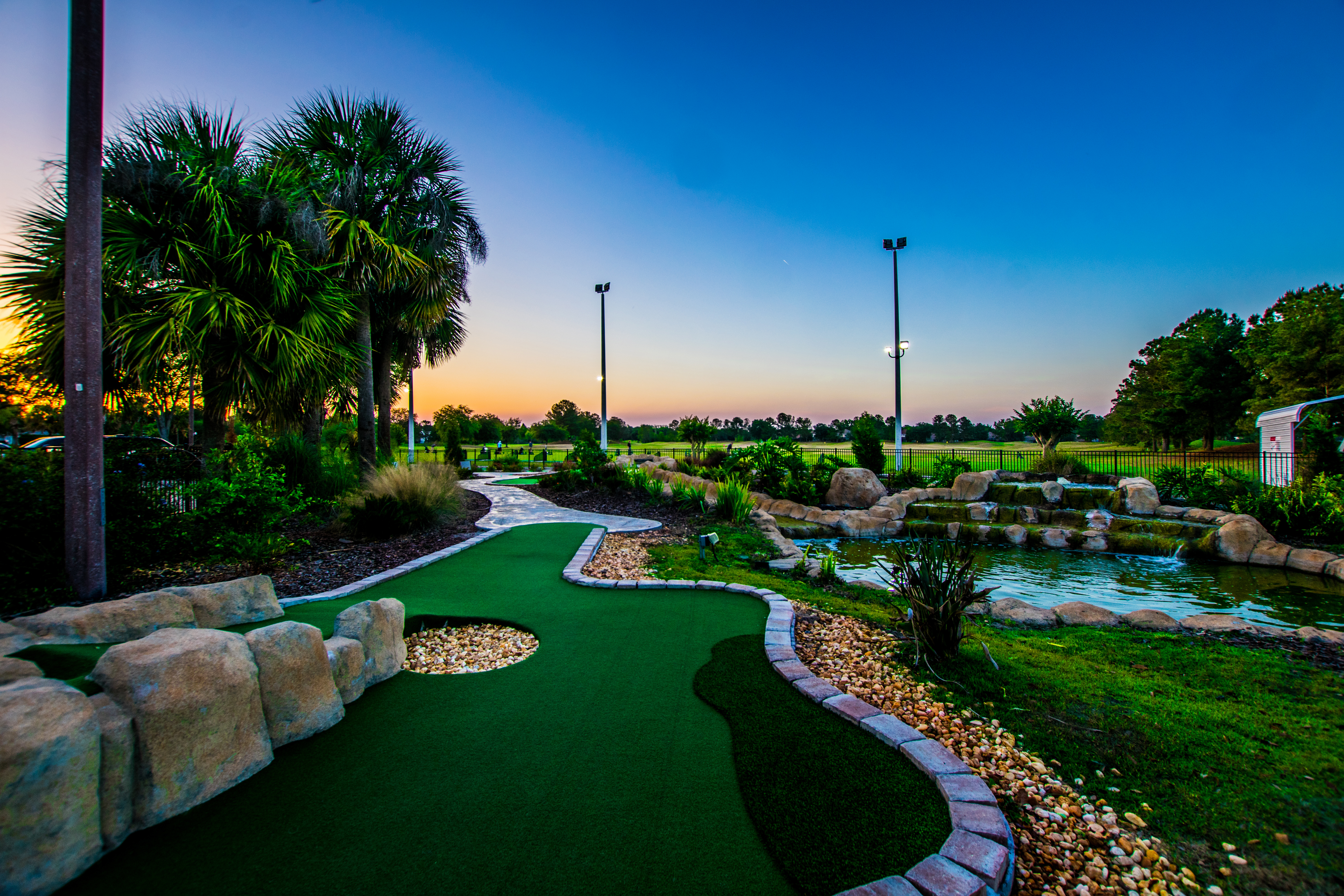 Miniature golf pictures #2